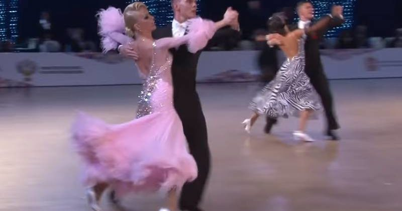 Жарков Дмитрий – Куликова Ольга, Final Quickstep