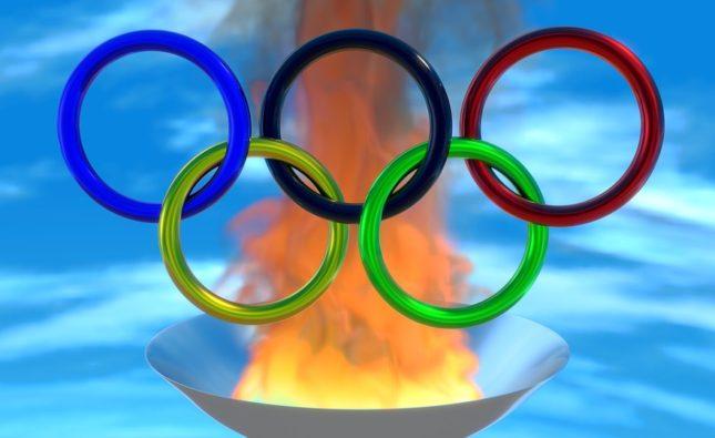 Танцы и Олимпийские игры