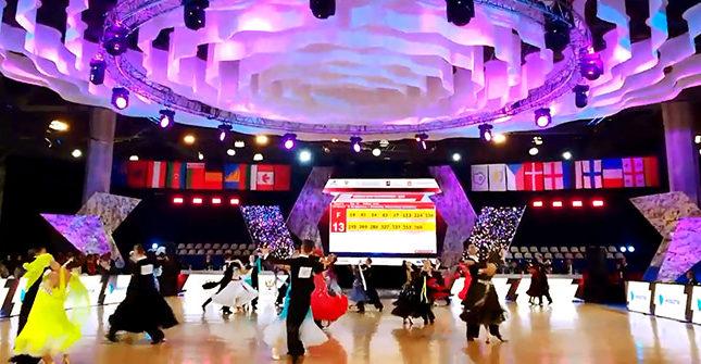 Russian Open Dancesport Championships 2018!