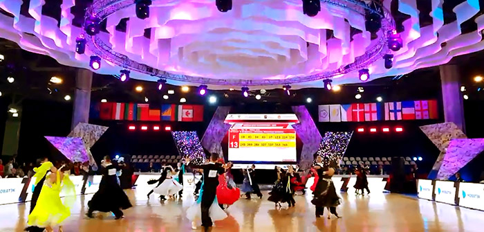Russian Open Dancesport Championships 2018!