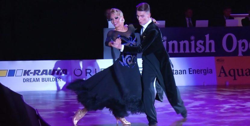 Чемпионы Мира, Европы, России Дмитрий Жарков и Ольга Куликова