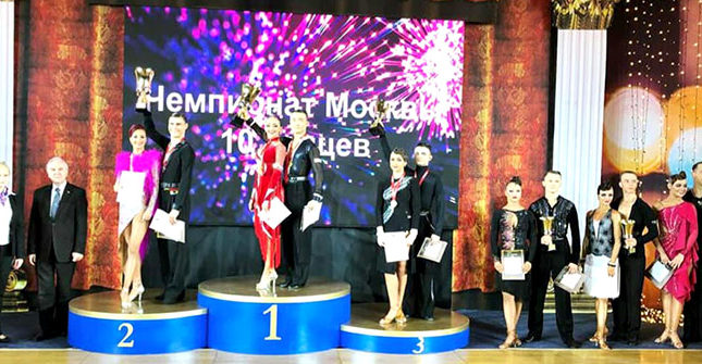1-й блок Чемпионатов и Первенств Москвы. 12-13.01.2019