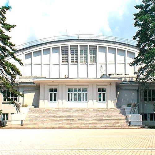 Хабаровск. Хабаровский краевой центр спорта