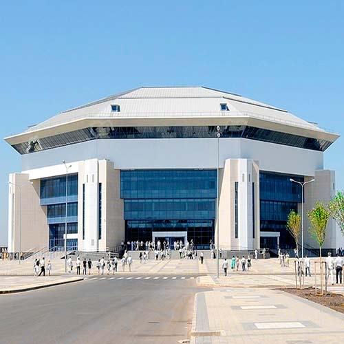 Краснодар. Спортивный Комплекс Баскет Холл