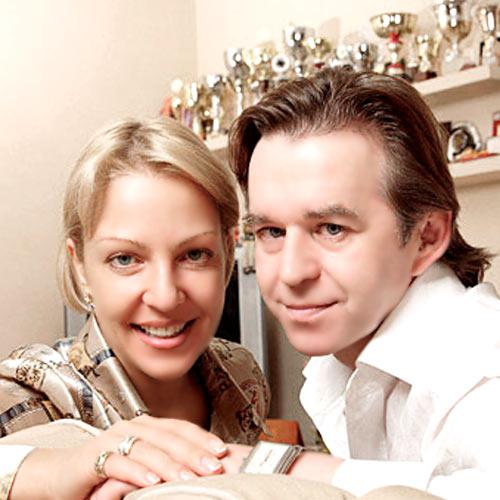 Дуванов Сергей и Тверьянович Светлана. Москва. ТСК