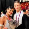 Ярослав Киселев и София Филипчук  покоряют российскую танцевальную арену!