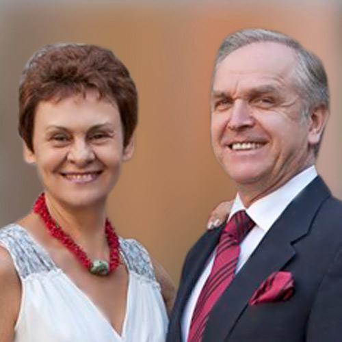 Гулай Валерий и Галина. Москва. ТСК